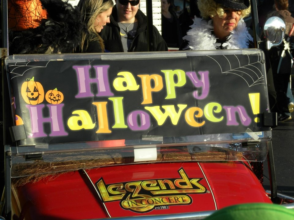 Trick or Treat on Halloween at Broadway at the Beach